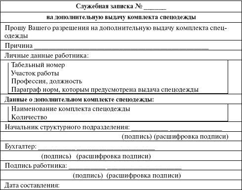 Порядок заполнения первичных документов (Приложение №6).