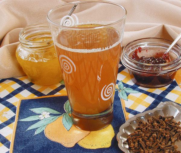 Напитки из меда в домашних условиях безалкогольный
