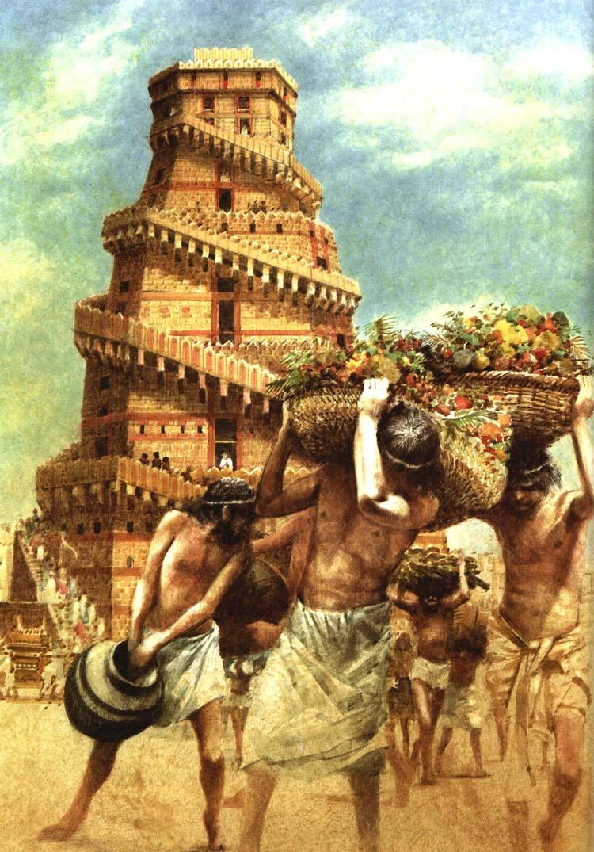 babylonian slaves