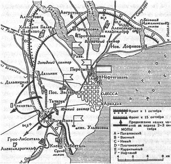 Схема Одесского