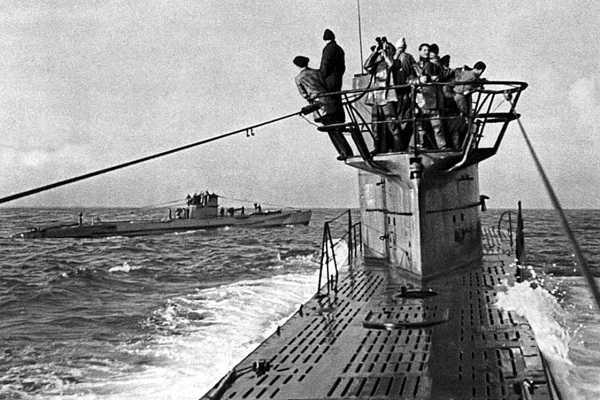 борьба подводных лодках