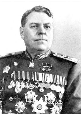 Маршал a m василевский