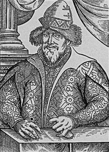 Забавно, что, несмотря на достаточно большой объем переписке первого московского царя-грамотея иоанна iv грозного