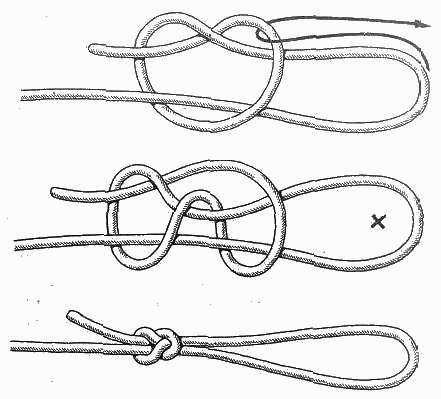 Силковый узел считается одним