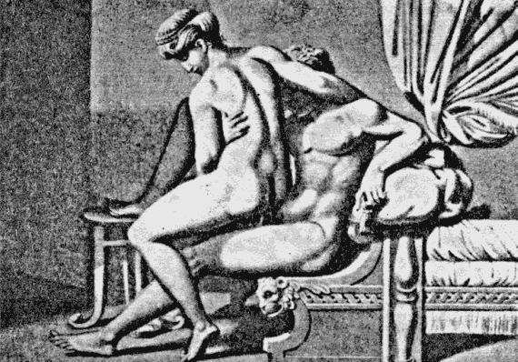Оральный секса у гностиков