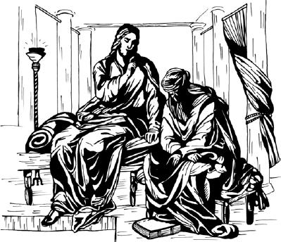 Детская библия раскраски 149