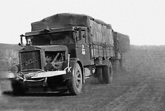 Уникальный 5-тонный «ФОМАГ»
