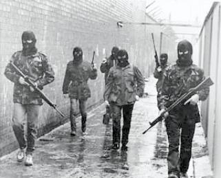 Учебник Добровольцев Ирландской Республиканской Армии